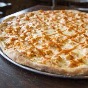 Buffalo Pizza Angle